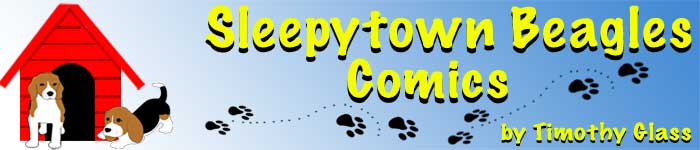 Sleepytown Beagles, Cartoons